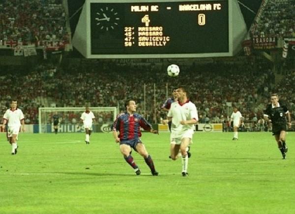 1994-Barca-v-AC-Milan