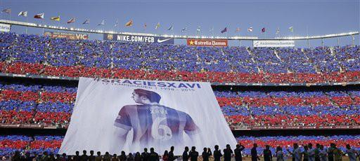 Sân Nou Camp sẽ nhớ lắm, người đội trưởng huyền thoại