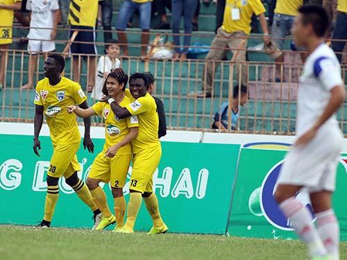 Vòng 19 V.League, Thanh Hóa 2-1 SLNA: Đẳng cấp và may mắn