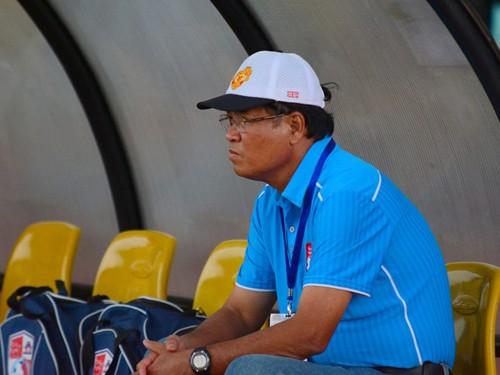 """HLV Trần Bình Sự phát biểu về V.League 2015: """"BTC sợ..."""""""