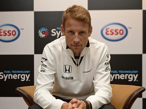 F1: Jenson Button chuẩn bị giải nghệ