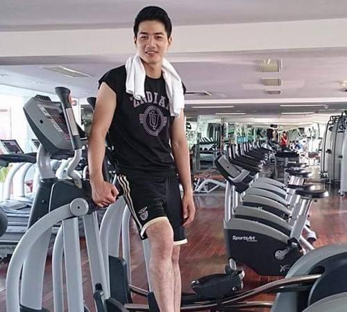 Nam vương Duy Linh: Tín đồ thể thao