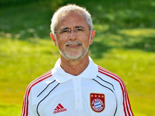 Huyền thoại Gerd Muller mắc phải chứng Alzheimer