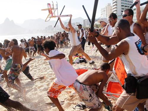Đến Rio sợ nhất mất đồ
