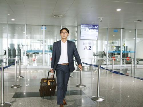 Ngôi sao Hàn Quốc Lee Chun Soo đến Việt Nam