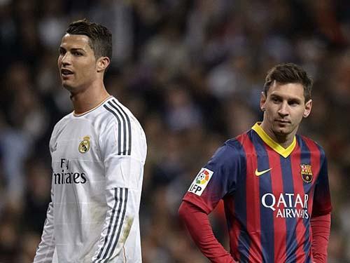 Tín hiệu đoạn kết cuộc chiến Messi - Ronaldo