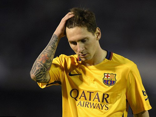 Cha con Messi phải ngồi tù 22 tháng?