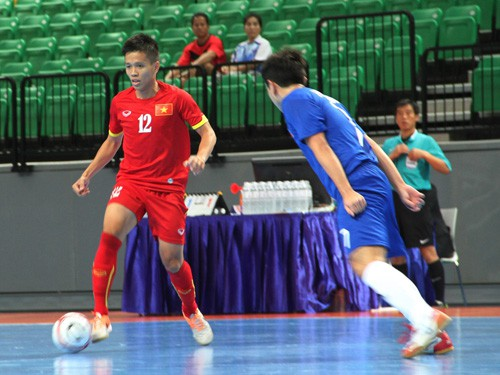 Giải Futsal ĐNÁ 2015: Việt Nam lập kỷ lục