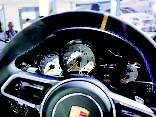 """Porsche 911 GT3 RS: """"Xế đua đường phố"""" đích thực"""