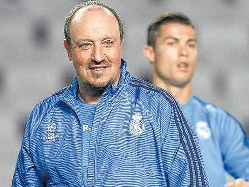 Ronaldo không thèm nghe lời HLV Benitez