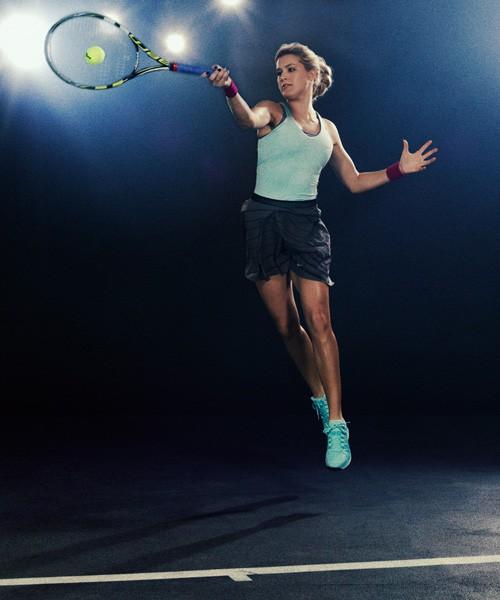 5 nữ VĐV quần vợt quyến rũ nhất thế giới: Eugenie Bouchard