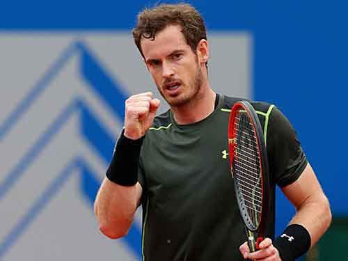 """Murray """"bất ngờ"""" đoạt số 2 của Federer"""