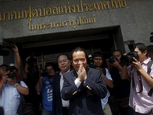 FIFA bãi nhiệm toàn bộ Ban điều hành LĐBĐ Thái Lan