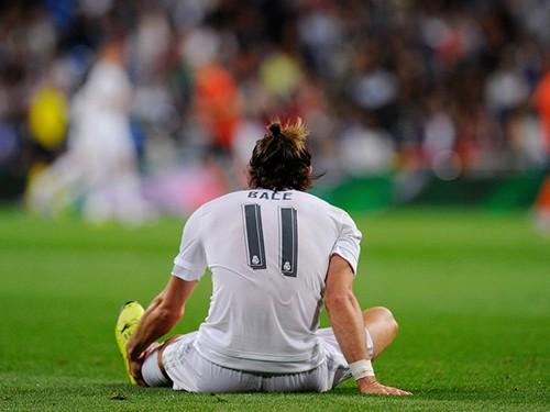 Real Madrid: Xoay vòng, vẫn chấn thương
