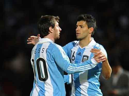 ĐT Argentina: Không Messi & Aguero, lấy ai ghi bàn!