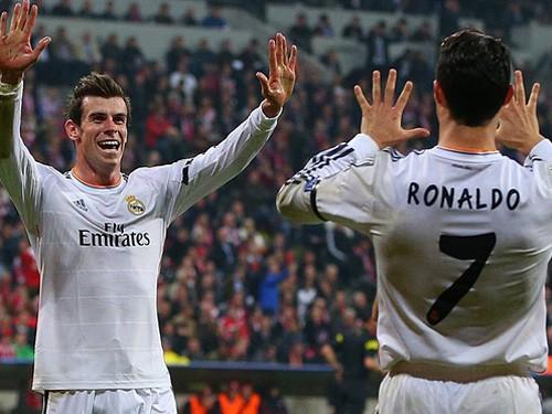 """""""Bale và Ronaldo đối nghịch..."""""""