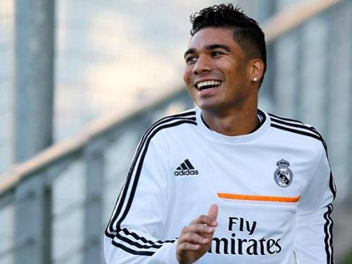 Real Madrid: Nhân tố lạCasemiro