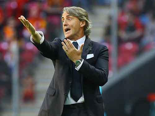 HLV Roberto Mancini và Juventus: Oan gia ngõ hẹp!