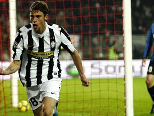 Marchisio và pha solo ngoạn mục trước hàng thủ Inter năm anh 12 tuổi