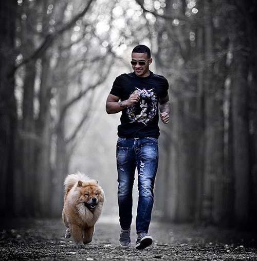 """Memphis Depay: """"Người yêu không có nhưng cún phải có một con"""""""