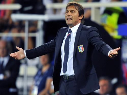 Conte, chỉ Pelle là không đủ