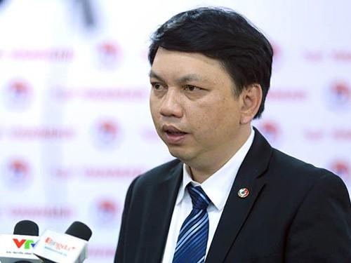 """TTK VFF Lê Hoài Anh: """"Hội đồng HLV QG có đóng góp ý kiến giúp VFF"""""""