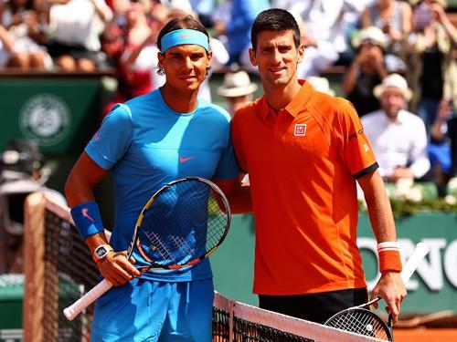 """Nadal thư hùng """"kẻ hủy diệt"""" Djokovic"""