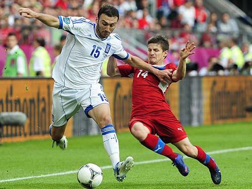 01h45 (11/10), CH Czech - Thổ Nhĩ Kỳ: Cứ ra sân là thủng lưới