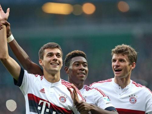 Bayern Munich: Pantovic là ai?