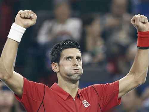 """Giải Thượng Hải Masters: Djokovic giờ mới là """"tàu tốc hành"""""""