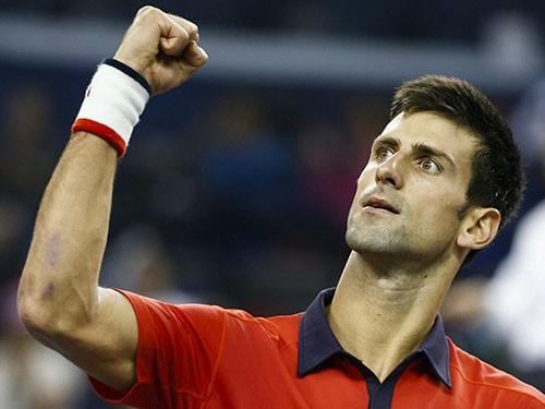 Bán kết Thượng Hải Masters: Djokovic đánh nhanh thắng gọn