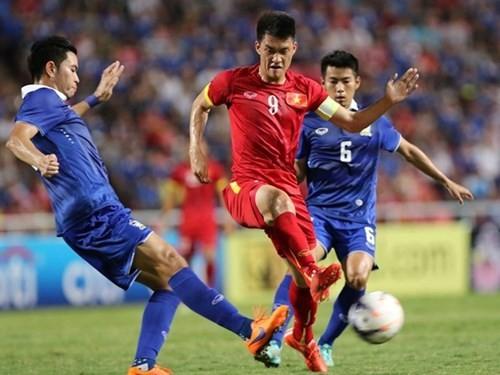 ĐTVN đặt quyết tâm thắng Thái Lan.