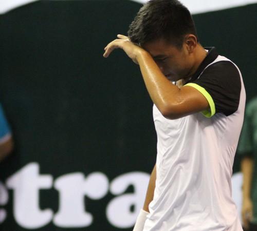 Hoàng Nam từ chối suất dự giải ATP Challenger tại Ấn Độ