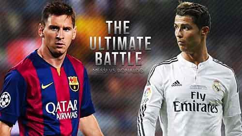 """Tại Messi mà Ronaldo """"hỏng súng""""!"""