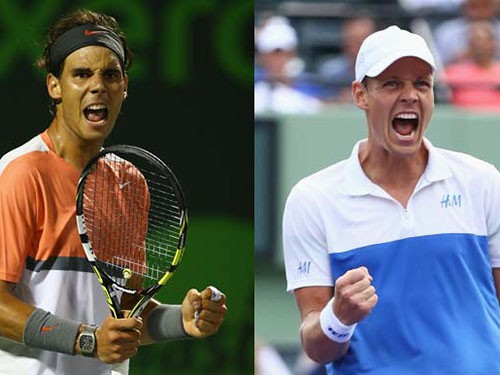 ATP World Tour Finals: Nóng bỏng cuộc đua tới London