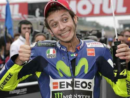 Chức vô địch trong tầm tay Rossi