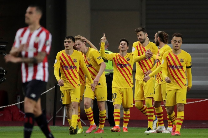 Messi chiếm ngôi số một về ghi bàn ở các trận chung kết