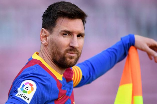 Messi chính thức chốt hợp đồng mới với Barca