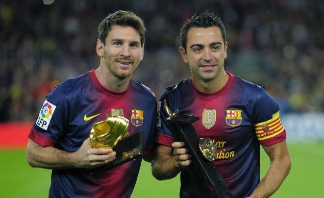 Messi chuẩn bị san bằng kỷ lục của đồng đội cũ ở Barca