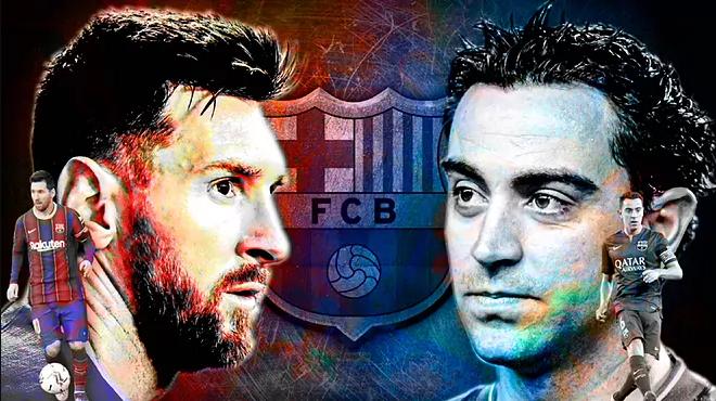 Những con số thú vị khi Messi san bằng kỷ lục của Xavi