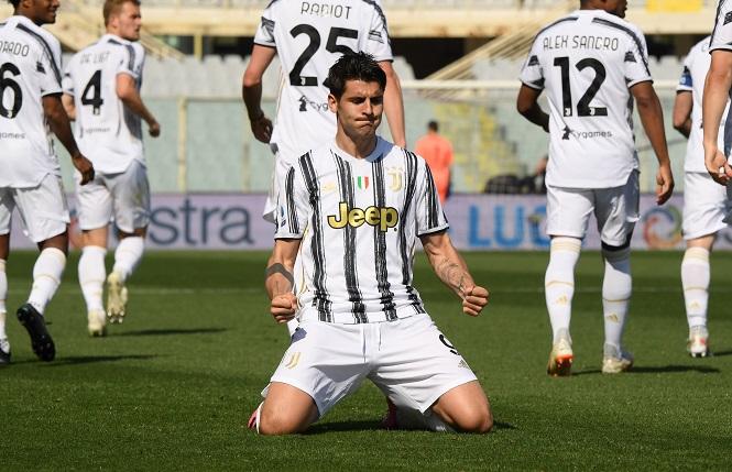 Morata làm lu mờ Ronaldo với bàn thắng sau 31 giây