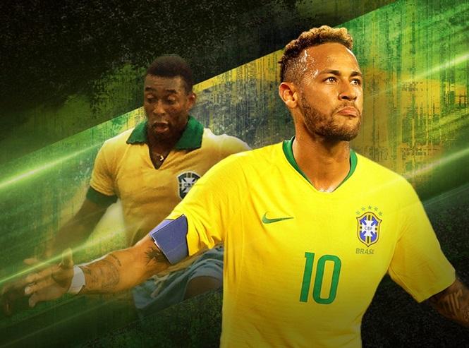 Tại sao Neymar coi trọng phá kỷ lục của Pele hơn là Quả bóng vàng?