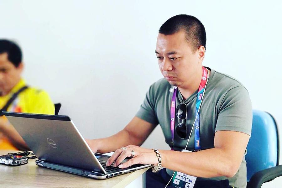 Nhà báo Nguyễn Việt Anh VOV: Chạy bộ giúp giảm vòng bụng, tự tin chọn quần áo đẹp