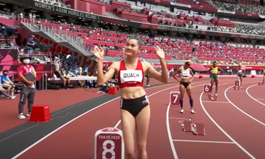 """Quách Thị Lan: """"Tôi nổi da gà vì vào bán kết Olympic"""""""