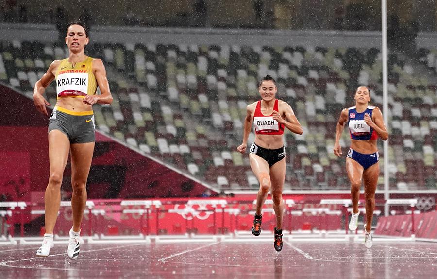 Dấu ấn điền kinh châu Á tại Olympic Tokyo 2021