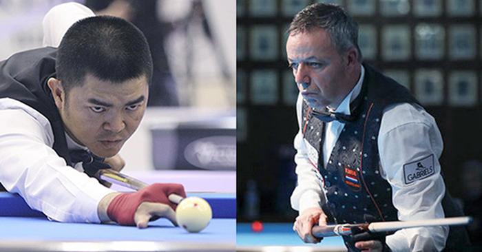 """Cơ thủ Quốc Nguyện rơi vào """"bảng tử thần"""" tại giải billiards World 3C Grand Prix 2021"""