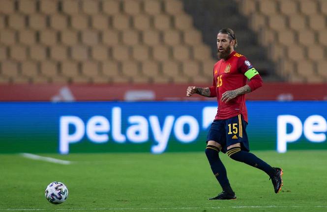 Lý do Ramos không được dự Euro 2021 cùng tuyển Tây Ban Nha
