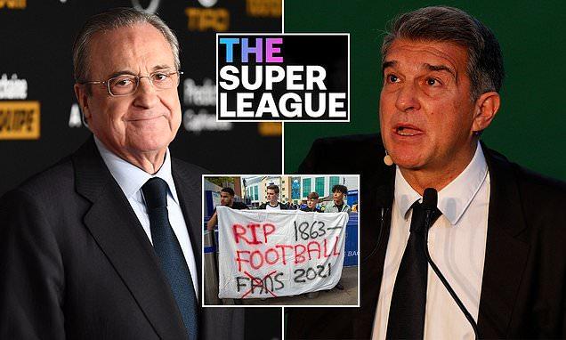 Lý do Real Madrid và Barca nhất quyết không rời Super League