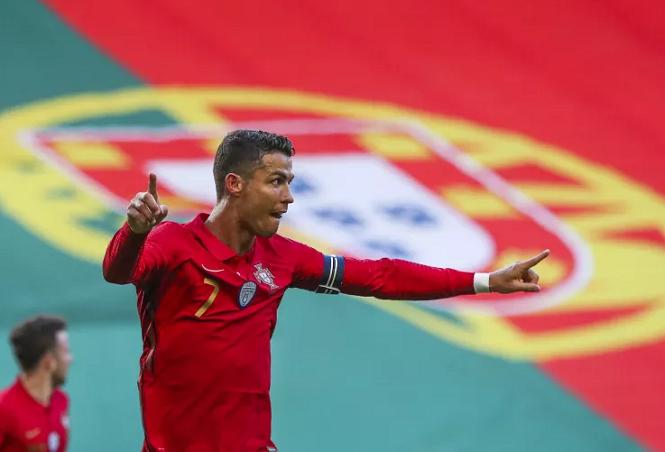 Chỉ số ấn tượng của Ronaldo về số bàn thắng cho Bồ Đào Nha