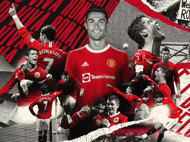 Ronaldo nói những lời ngọt ngào khi được xác nhận trở lại MU